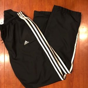 Adidas men's track pants size small